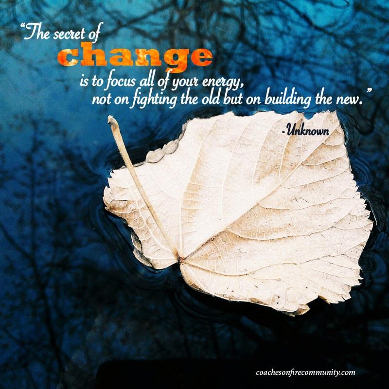 Secret Of Change Min