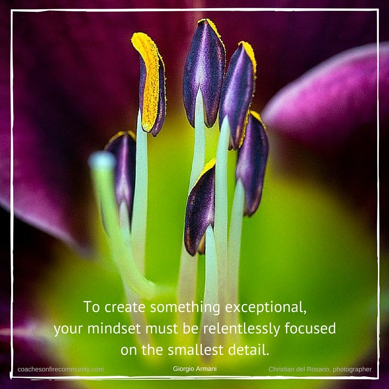 To Create Something Exceptional Your Mindset Must Be Relentlessly Focused On The Smallest Detail Min