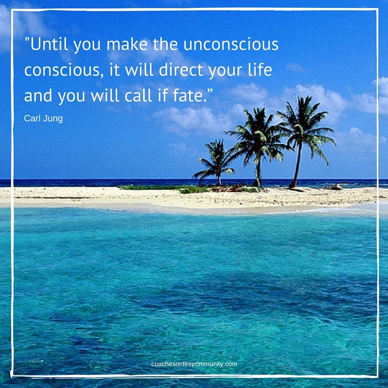 Until You Make The Unconscious Conscious It Will Direct Your Life And You Will Call If Fate. Coaches On Fire Pam Sterling Min