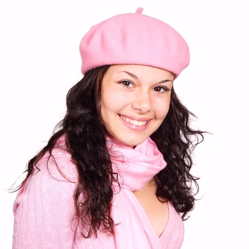 Pink Profile Rh Min